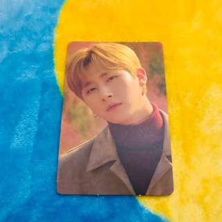 MONSTA X CHANGKYUN/IM MINI CALENDAR 2018 SEASONS GREETINGS