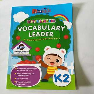 Vocabulary Leader
