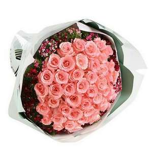 Valentine Kiss Bouquet V75 - Yhuap