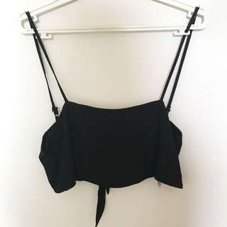 GLASSONS CROPPED TOP