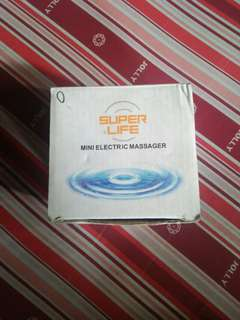 Mini Electric Massager