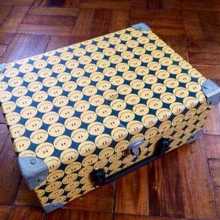 Vintage Accesory Mini Luggage