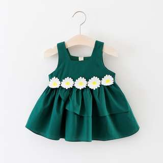 Girls Summer Dresses (0-3Years Old)
