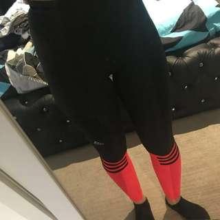 Adidas XS legging activewear