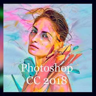 Adobe Photoshop CC 2018 ( Latest )