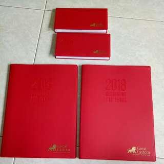2018 Note book