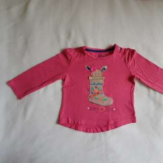 Mother Care Baby Blouse