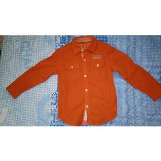 GUESS POLO Long sleeves for kids