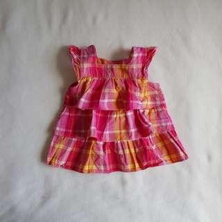 Oshkosh baby blouse