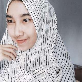 Hijab Salur Syari