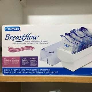 Breastmilk Organizer