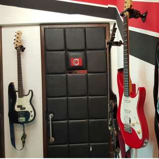 MUSIC STUDIO FOR SALE