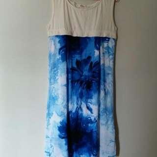 Dress/daster Kaos Cantik