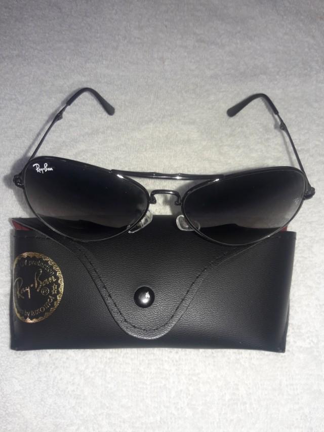 4b0038634a0f2 100% Authentic Genuine Origenal Ray-Ban Sunglasses