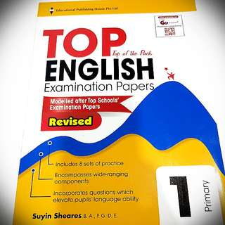 EPH TOP ENGLISH EXAMINATION PAPERS