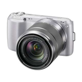 Sony Alpha NEX C3 Interchangeable Lens Mirrorless Camera