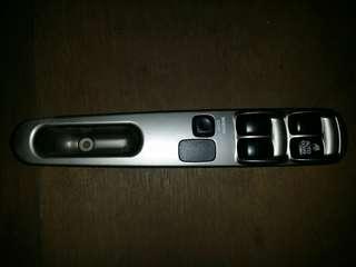Perdana Power Window Main Switch