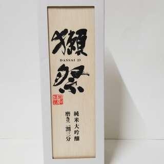 日本清酒   獺祭