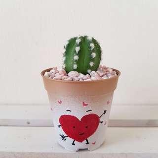 Love me cactus