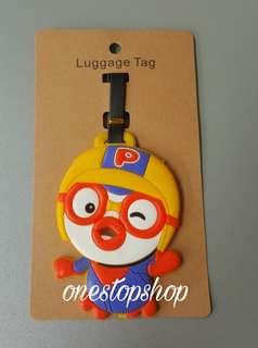 Shop : PORORO TRAVEL LUGGAGE BAG TAG