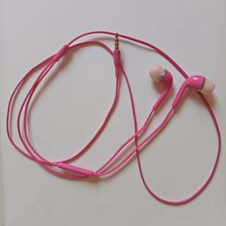 Headset Warna Pink