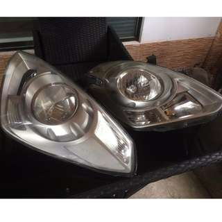 RUSH Starex Headlamps (pair)