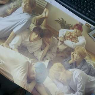 Love Yourself Poster 'L' Version