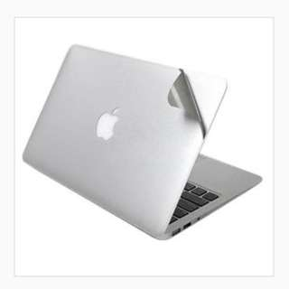 "macbook air 13.3"" PVC silver bodyguard"
