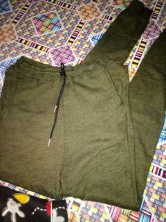 Jogger Hnm army