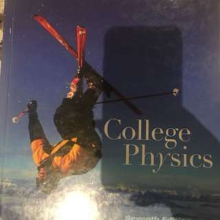 College Physics 7th Edition