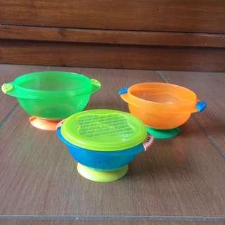 Munchkin Suction Bowls