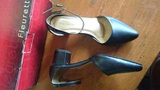 Black Shoes 5cm