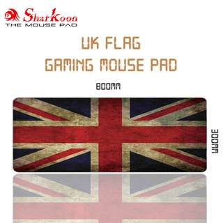 UK Flag Gaming Mouse Pad