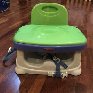 Preloved Fisher Price Portable Baby Chair
