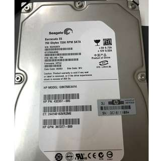 Seagate Barracuda ES 750GB 7200 RPM Sata
