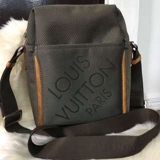 Louis vuitton mens sling bag