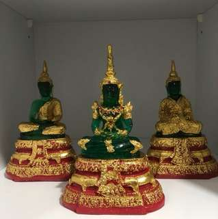 Phra Keow bucha base 5 inches height 6.5 inches