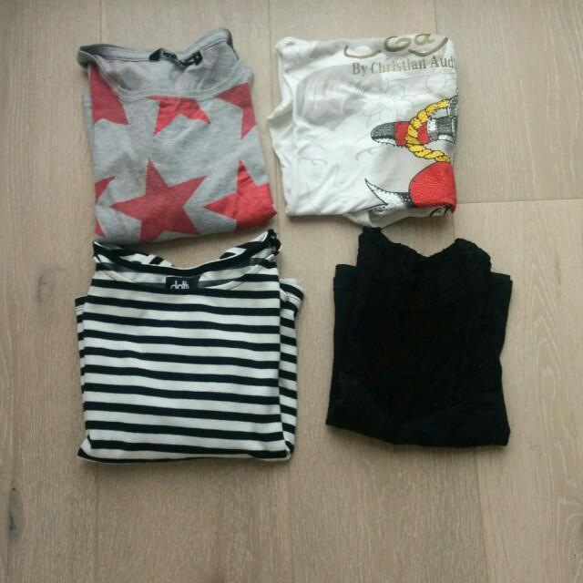 10 FREE T-shirts / Tank tops