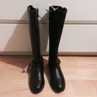*REDUCED* Wanted Stampede Riding Boots- NEW