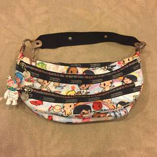 Tokidoki Le sportsac Shoulder Bag (original)