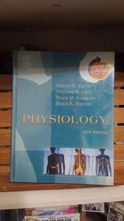 Physiology 5th Edition by Berne and Levy