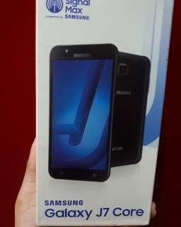 Samsung Galaxy J7 Core kredit zaman now paling murah