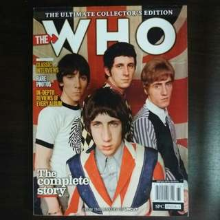The Who: The Ultimate Collector's Edition