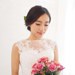 Pre-wedding化妝/新娘化妝/姐妹化妝/宴會化妝/結婚/化妝師