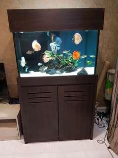 3x2 feet fish tank (sump)