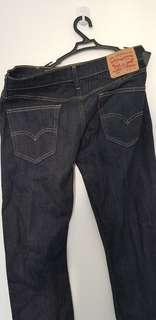 Levi's 504 jeans Japan