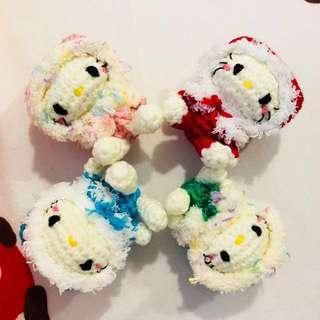 Amigurumi Hoodie Hello Kitty