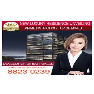 Twentyone Angullia - New Luxury Residence