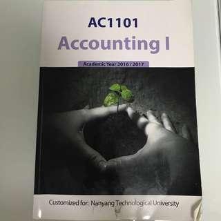 NBS Accounting 1 Textbook 16/17 SEM 2 AC1101