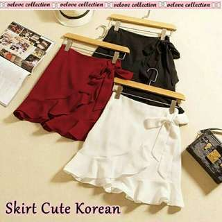 Skirt cute korean